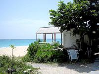 北部のオン・ザ・ビーチ ルー - まさにオンザビーチで海が目の前です