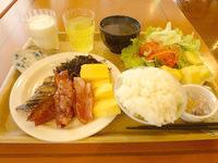 北部のホテル ルートイン名護 - 朝食はビジホとしては満足度は高いかも