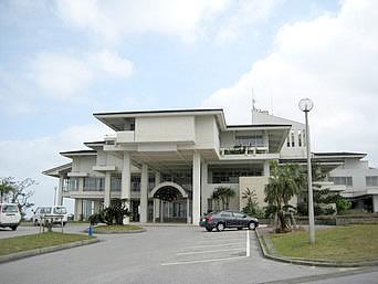 北部のホテル タニューウェルネスリゾートオキナワ(2011年末で閉館)
