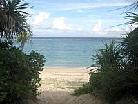 北部の長浜ビーチリゾート海音KANON(旧ホワイトロードin長浜) - 長浜ビーチまでは歩いてすぐ