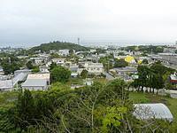 伊江島のホテルヒルトップ伊江島 - 景色は高台だけあって抜群