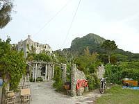 伊江島のカーサ・ビエント/casaVIENTO - 印象的な建物です