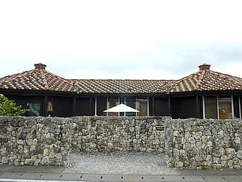 伊江島のカルパ建築の宿 飛龍庵