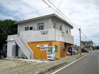 伊江島の民宿LOFT(ロフト)