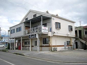 伊江島の民宿マルコポーロ