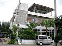 伊江島のマリンハウスIEアイランド/ペンション イエ アイランド - ダイビングショップも隣接