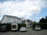 伊江島のYYY CLUB iE RESORT - コテージはマリンハウス側にあります