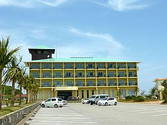 伊計島のAJリゾートアイランド伊計島(2014年4月頃再オープン・旧ビッグタイムリゾート)