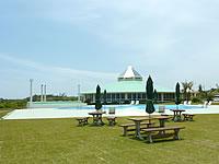 伊計島のAJリゾートアイランド伊計島(2014年4月頃再オープン・旧ビッグタイムリゾート) - レストランやプールも以前と同じ感じ