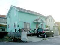 浜比嘉島のグリーンハウス浜比嘉
