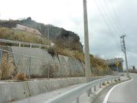 宮城島のペンション山と海 - 伊計大橋への道からはかなり高い場所にあります