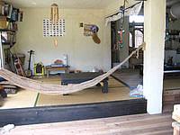 伊良部島のGUEST HOUSE nesou(旧ゲストハウスびらふやー) - 共用スペースは居心地が良い(びらふやー時代)