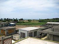 伊良部島のGUEST HOUSE nesou(旧ゲストハウスびらふやー) - 屋上からは海も見えます(びらふやー時代)