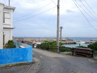 伊良部島のゲストハウスあやぐやー - 高台からの景色はなかなか