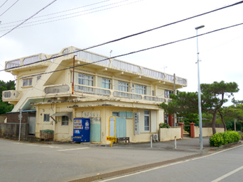 伊良部島の民宿カテラ荘