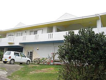 伊良部島のゲストハウスノースショア