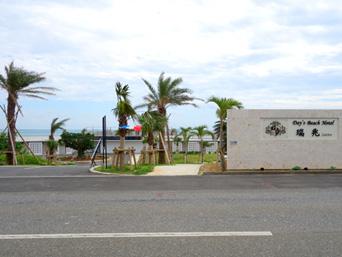 伊良部島のday's beach hotel瑞兆/デイズビーチホテル瑞兆/レストラン ル・フレ/Le Frais