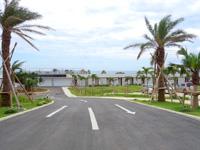 伊良部島のday's beach hotel瑞兆/デイズビーチホテル瑞兆/レストラン ル・フレ/Le Frais - 施設そのものは小さいです