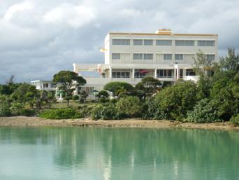 伊良部島のホテルサウスアイランド