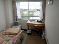 伊良部島のホテルサウスアイランド - 客室には冷蔵庫があります