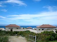 伊良部島のヴィラブ リゾート - 客室の全面には海が広がります