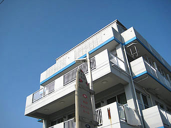 西表島のゲストハウス アルファールーム
