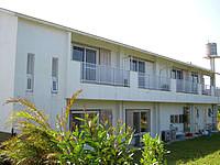 西表島のシーサイドペンションBUFF - 海側に窓がある各部屋です