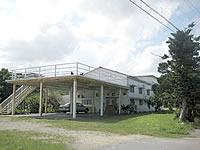 西表島の民宿ヒナイビーチ(閉館)