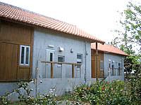 西表島のイルンティ フタデムラ - 食堂などメインの施設