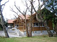 西表島のイルンティ フタデムラ - 宿泊棟はこんな感じでキレイ
