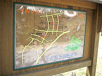 西表島のイルンティ フタデムラ - フラデムラのマップ