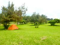 星砂の浜キャンプ場
