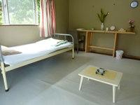 西表島の素泊民宿かまどま/民宿かまどま離れ(旧みんしぐけー) - 一番奥の部屋は洋室