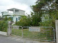 西表島の民宿さうすべいん - 幹線道路沿いですが広い庭があります - 幹線道路沿いですが広い庭があります