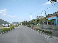 西表島のしらはま 海人の家 - 白浜集落の一本道にあります