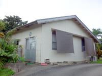 西表島の農家民宿マナ/MANA/マナの店/マナパン - 道路側はパン屋