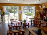 西表島のカンピラ荘 - 1階玄関&ロビー