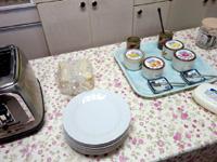 西表島のカンピラ荘 - 自炊も可能なので便利