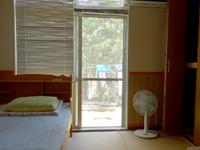 西表島のまるま荘 - 客室はとても綺麗です