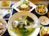 西表島のまるま荘 - 夕食は満足度抜群!