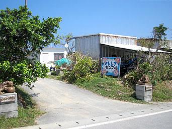 西表島のミトレアキャンプ場