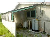 西表島の農家民宿さとうきび畑(廃業) - 現在こんな状況 - 現在こんな状況