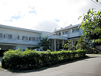 西表島の竹盛旅館