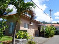石垣島のアンパルの宿(旧名蔵 露天風呂とサンセットの家)