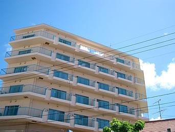 石垣島のホテルベルハーモニー石垣