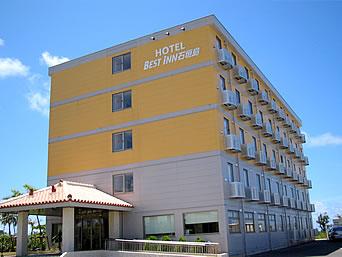 石垣島のホテルベストイン石垣島
