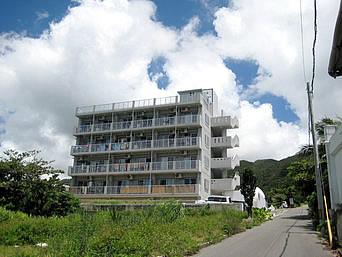石垣島のコバルトオーシャンビュー