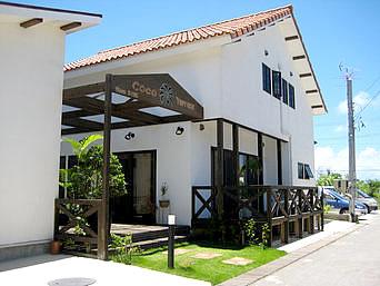 石垣島のココテラス