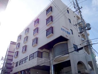 石垣島のホテル海邦