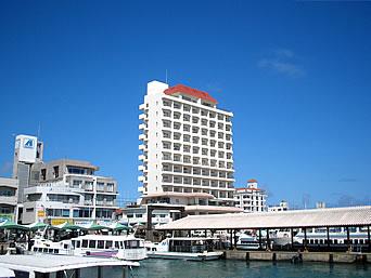 石垣島のホテルイーストチャイナシー
